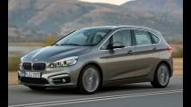 BMW apresenta Série 2 Activer Tourer - MPV quebra paradigma com tração dianteira