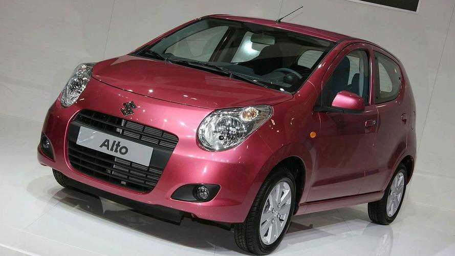 Suzuki Alto Debuts In Paris