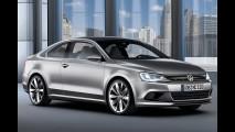 Volkswagen atrasará lançamento da versão de produção do New Compact Coupé