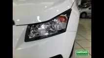 Conhecemos ao vivo: Novo Chevrolet Cruze 2012