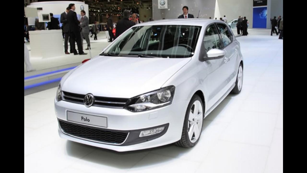 Veja a lista dos carros mais vendidos na França em janeiro de 2012