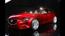 Salão de Tóquio: Mazda Takeri ao vivo - Conceito antecipa Novo Mazda6