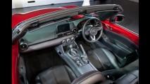 Oficial: novo Mazda MX-5 2015 é revelado com 100 kg a menos