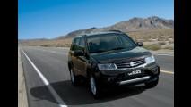 Suzuki lança oficialmente o Grand Vitara 2013 - Preços começam em R$ 72.914