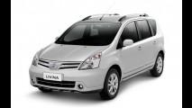 Nissan Livina 2013 ganha sutil reestilização e novas versões - Preços partem dos R$ 44.900