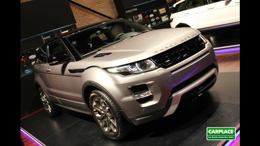 Lançamento Range Rover Evoque: Versões, itens de série e detalhes em mais de 50 fotos