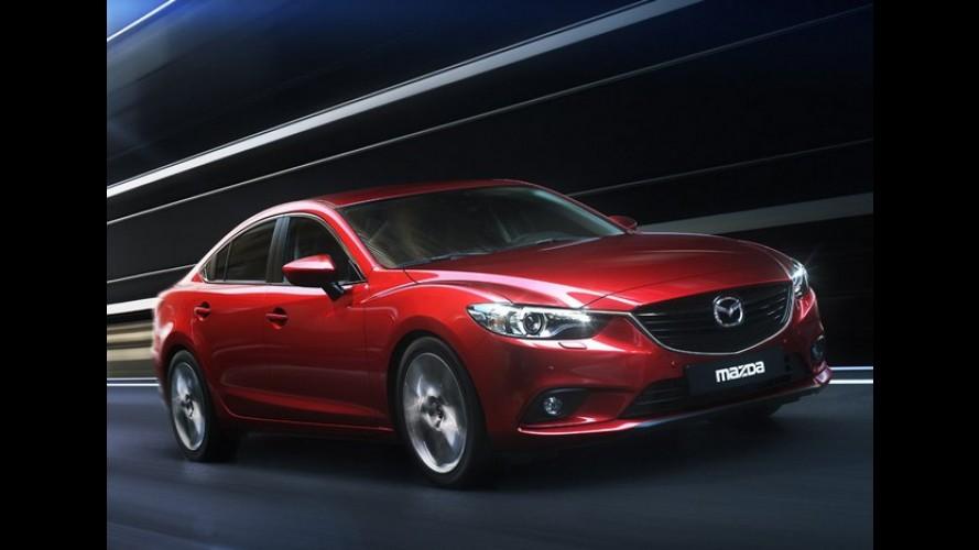 Mazda planeja carroceria cupê e versão esportiva para a nova geração do Mazda6