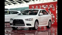 Salão do Automóvel: Mitsubishi apresenta o Lancer GT AWD