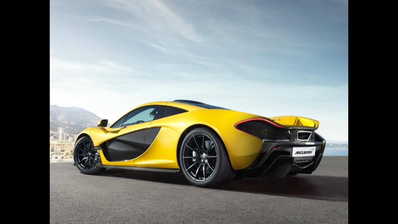 McLaren P1: Fotos da versão de produção são reveladas oficialmente