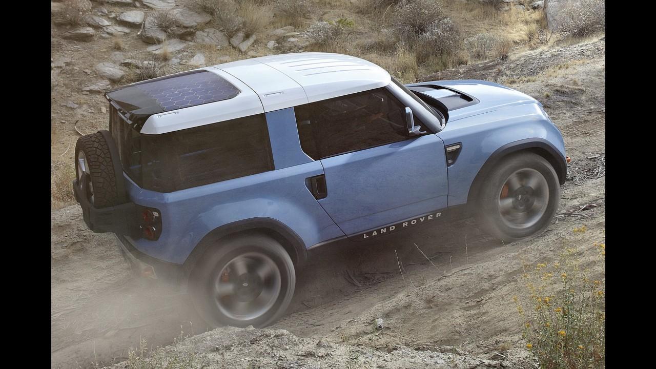 Futuro brasileiro: Land Rover menor que o Evoque pode se chamar Landy