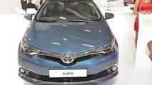 Toyota Auris, 2016 İzmir Otoshow