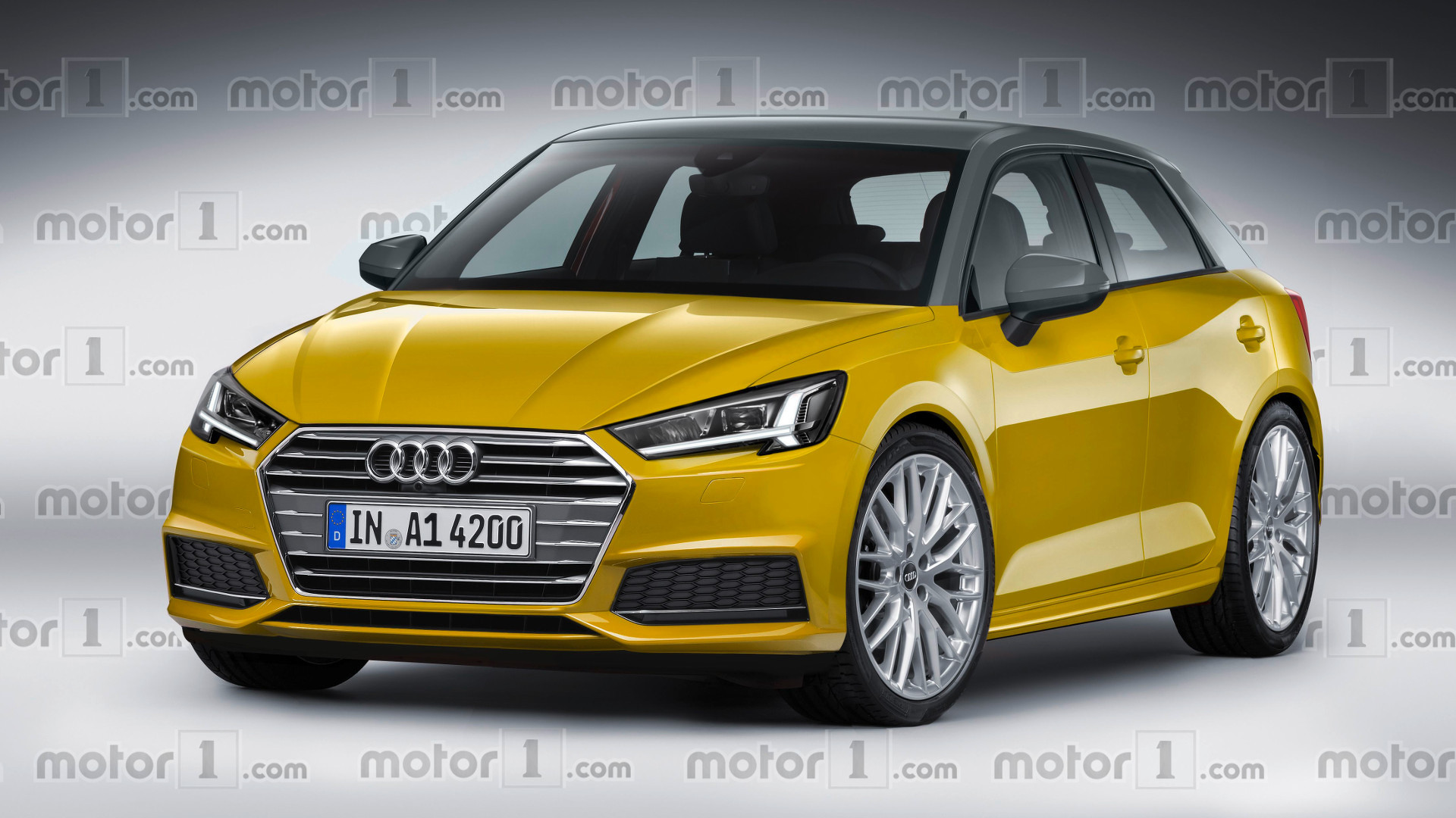 Audi A1 For Sale Usa >> New Audi A1 speculatively rendered
