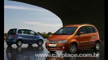 Fiat anuncia redução de preços da linha Idea e do kit elétrico da família Palio