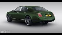 Bentley Mulsanne Le Mans