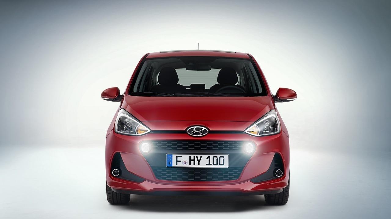 2017 Hyundai i10 facelift