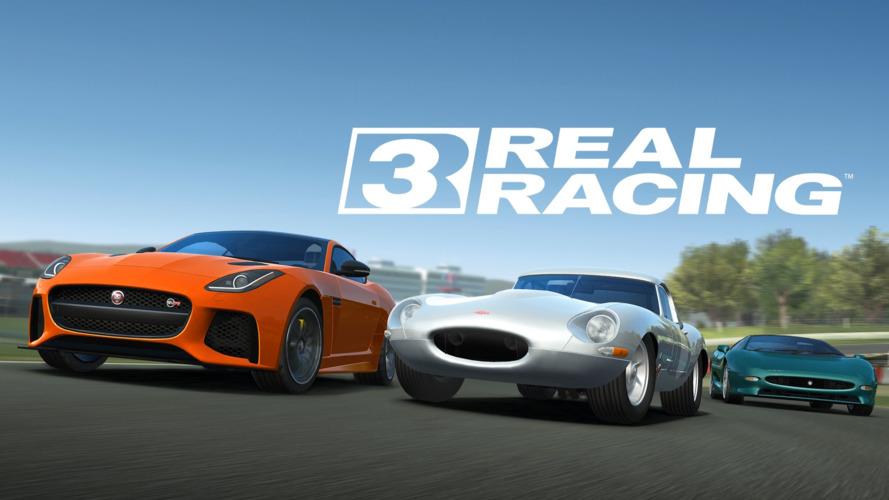 Real Racing 3, güncelleme ile otomobil sayısını arttırıyor