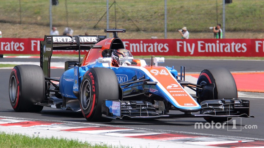 """Manor says """"solid midfield team"""" goal viable in two-three years"""