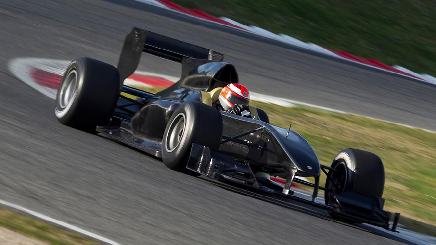 Vers la création de la Formula UK, série de niveau GP2