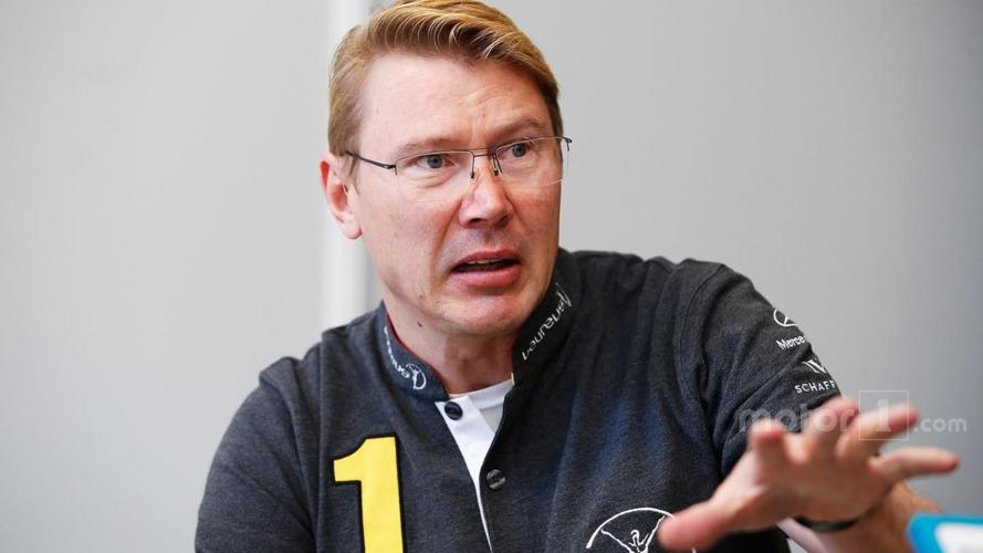 Hakkinen: Verstappen hakkında yanılmışım