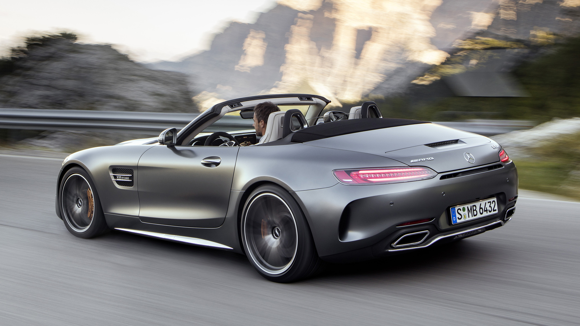 Used Mercedes For Sale >> Mercedes-Benz AMG GT Roadster News and Reviews | Motor1.com