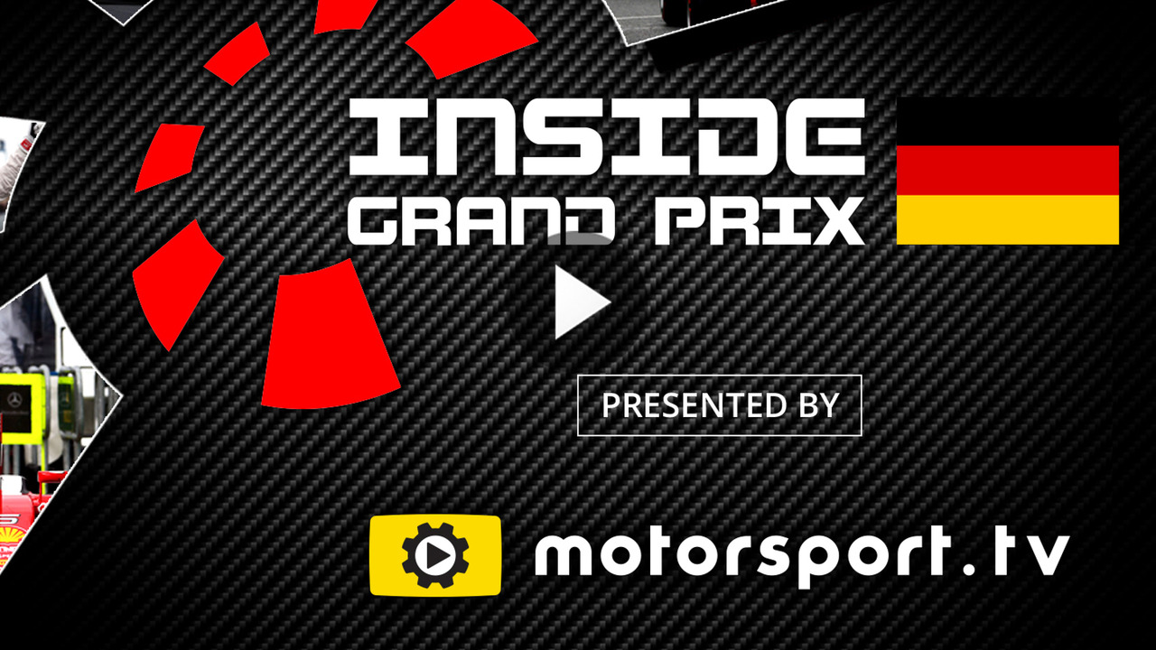 Inside Grand Prix 2016: Germany - Part 1 & 2