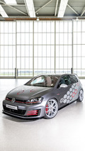Apprentice-built VW Golf GTI Heartbeat