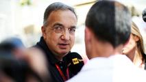 Sergio Marchionne, président de Ferrari et PDG de Fiat Chrysler Automobiles