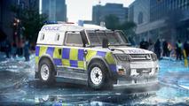 2019 Land Rover Defender Riot Control