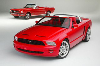 Collectors Take Note: 2003 Ford Mustang Concept Car For Sale