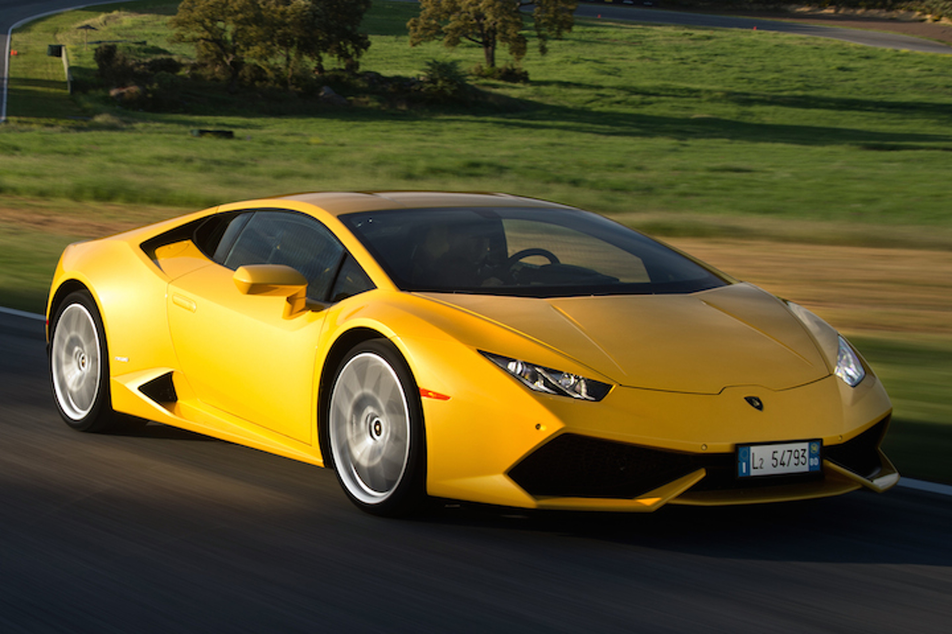 Lamborghini Huracan Might Get Rear-Wheel Drive Option