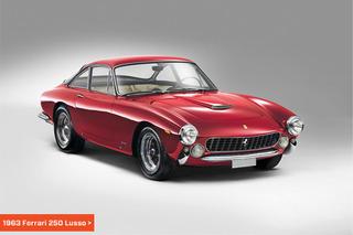 The List: Top 5 Ferraris