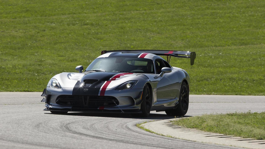 Dodge Viper order book officially closes