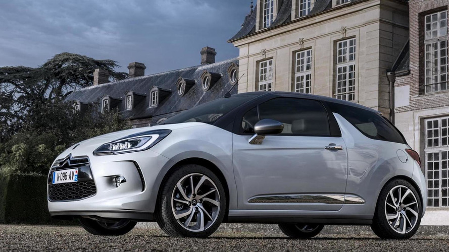 Citroen announces automatic transmission for DS3
