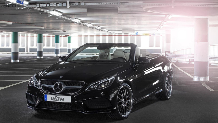 VATH squeezes 550 PS and 830 Nm from Mercedes-Benz E500 Cabriolet