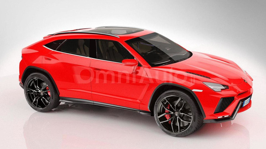 Lamborghini Urus Confirmed With 650 Horsepower