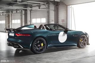 Jaguar Plotting A Lighter F-Type with C-X75 Powertrain
