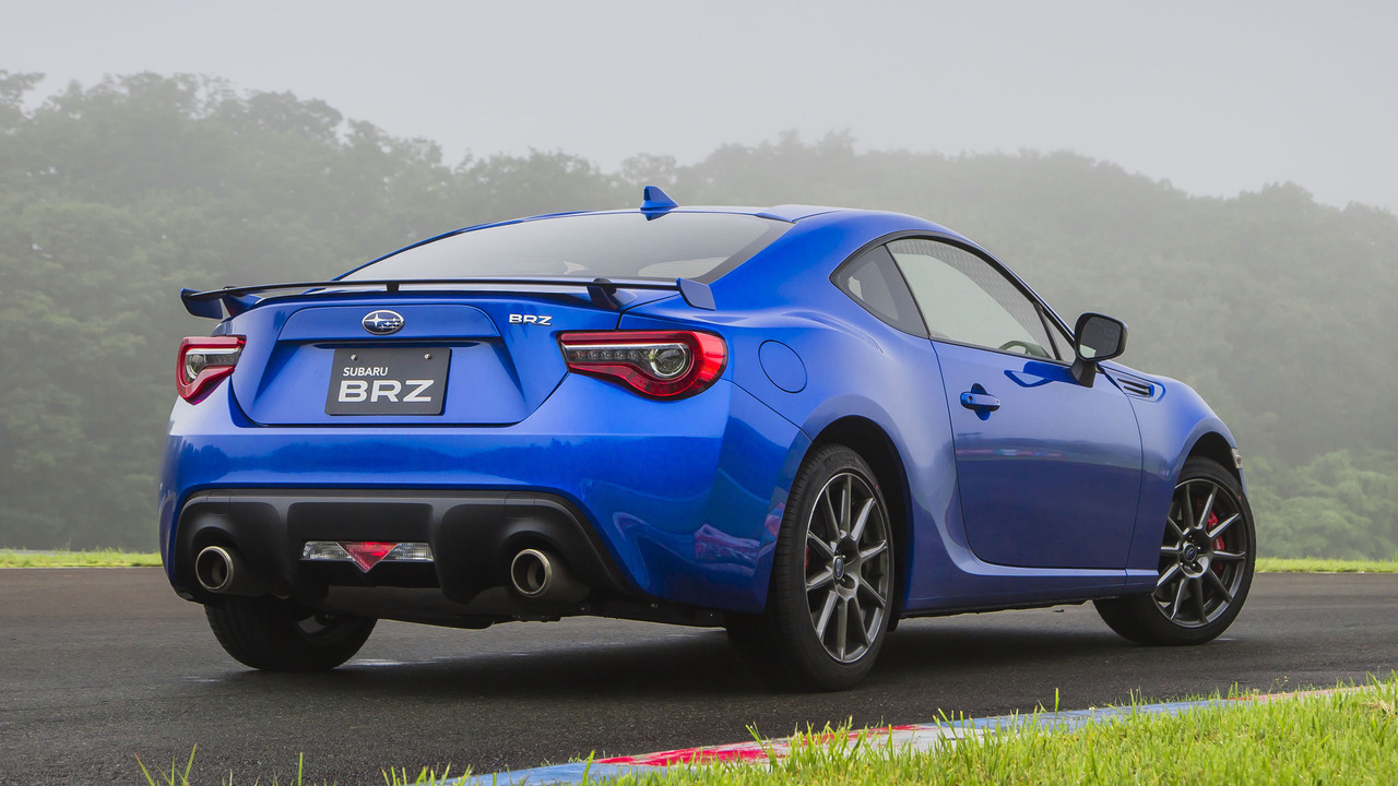 Subaru Brz 2017 >> First Drive: 2017 Subaru BRZ
