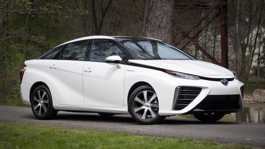 Toyota rappelle la totalité des Mirai vendues
