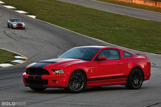 2015 Ford Mustang Might Ditch Shelby Nameplate