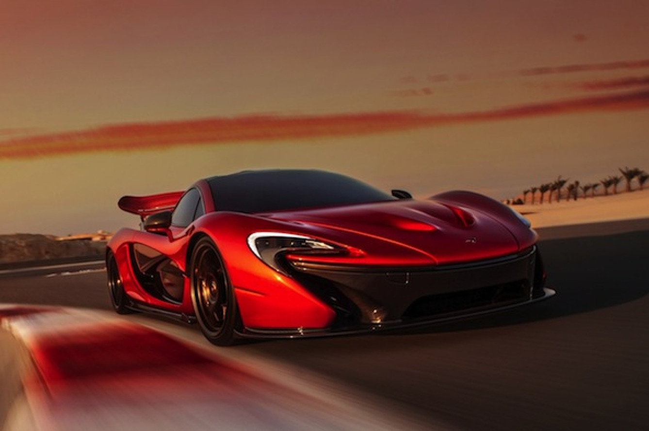 McLaren Already Planning P1 Successor