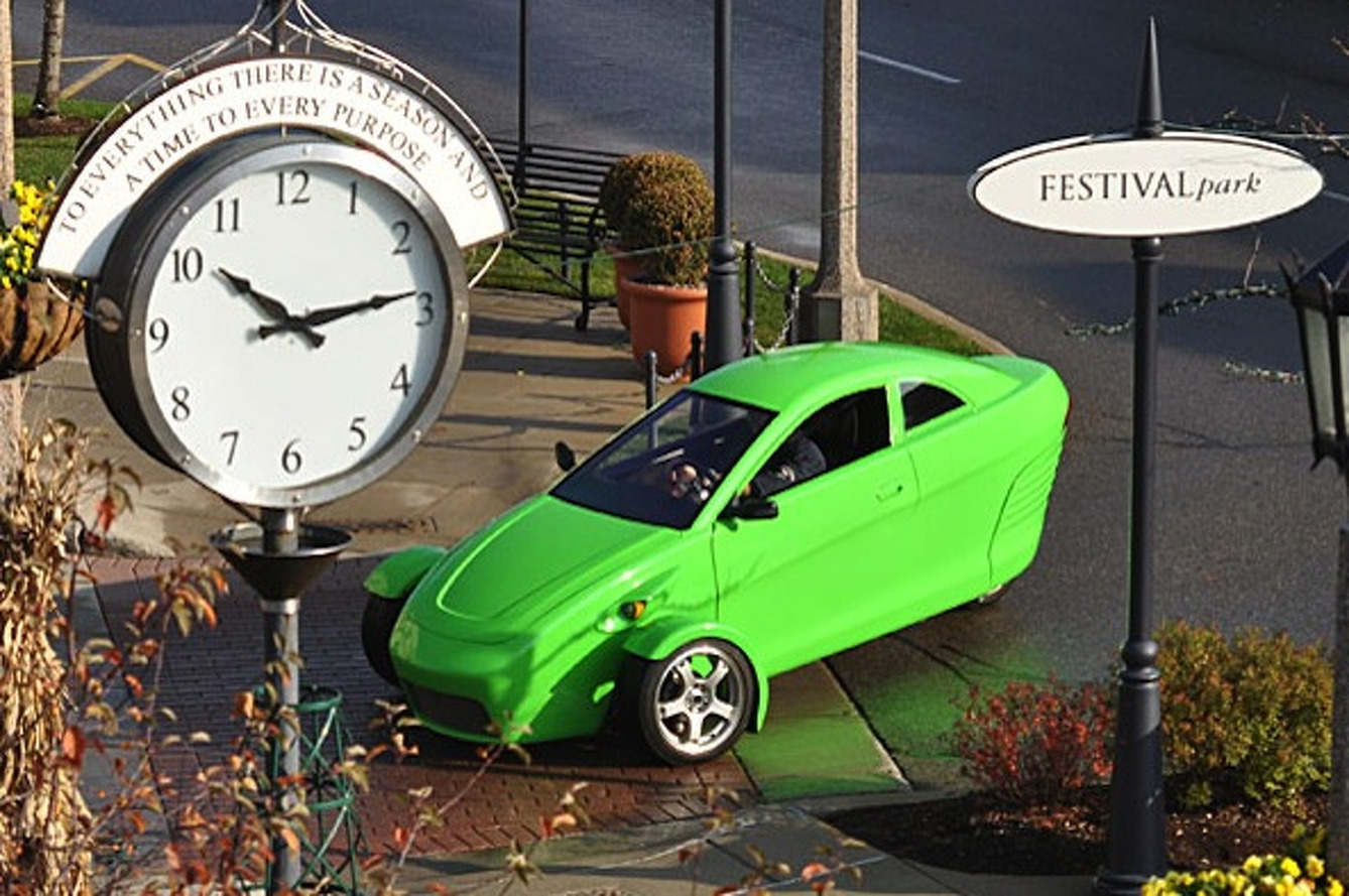 Three of the Most Eco-Friendly Green Cars
