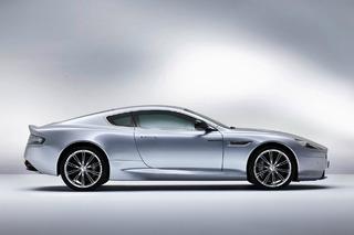 2013 Aston Martin DB9 Brings More Power, Same Sexy