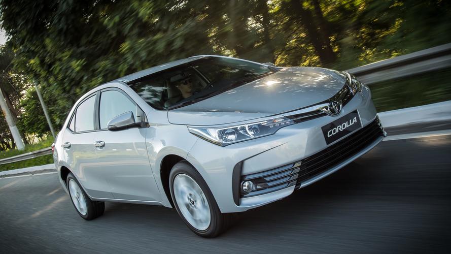 Toyota produz Corolla na Venezuela ao ritmo de 20 unidades mensais
