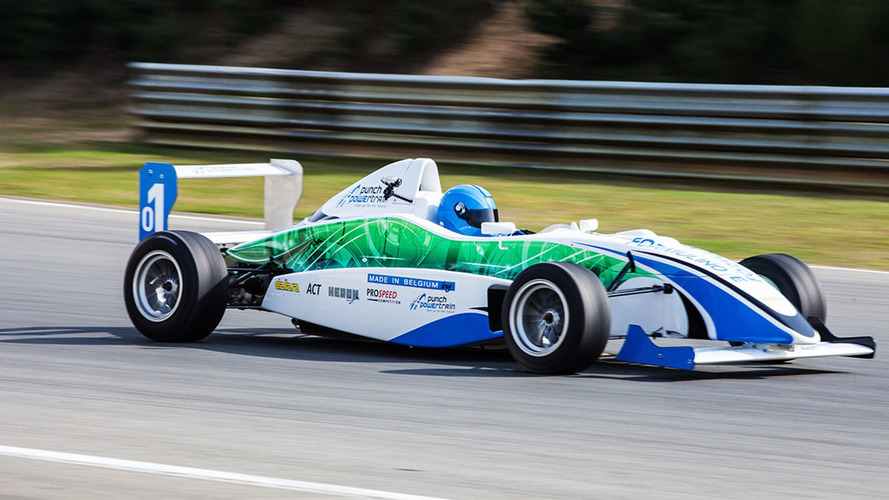 New Formulino E electric junior single-seater revealed