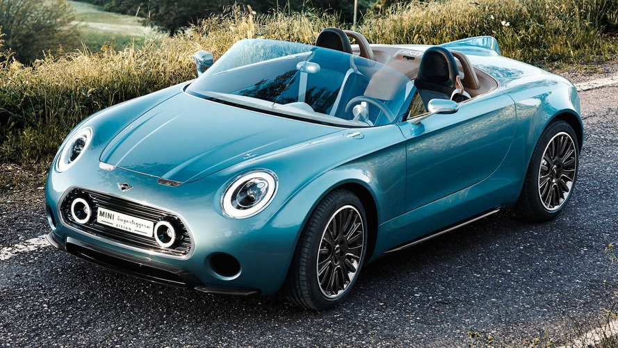 Mini Superleggera And Rocketman Are Unfortunately Still Dead
