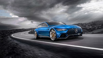 Mercedes-AMG GT Concept Wagon
