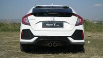 2017 Honda Civic Hatcback
