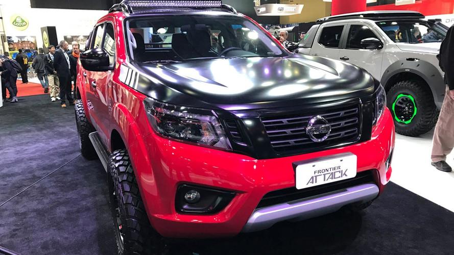 Nissan no Salão de Buenos Aires