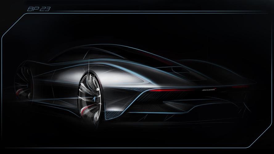 McLaren Hyper-GT'nin teaser'ı yayınlandı
