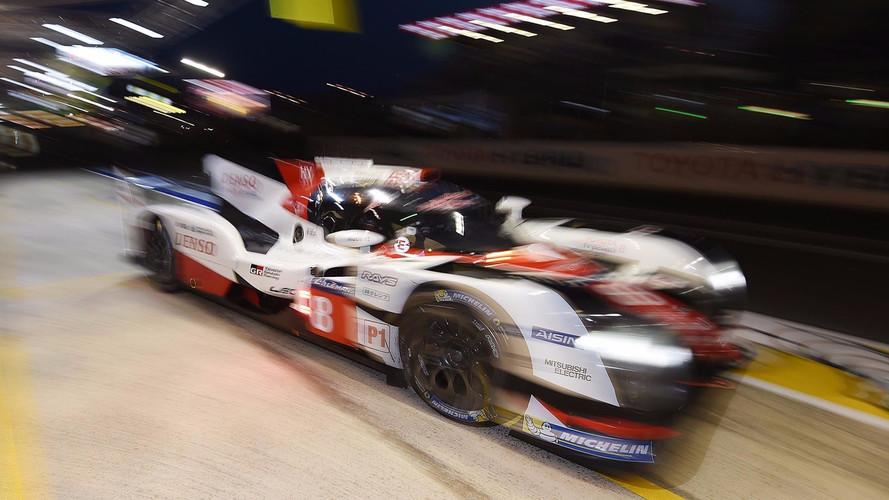 24 Heures du Mans - Toyota en tête après les premiers essais